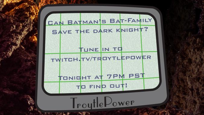 Batman Promo