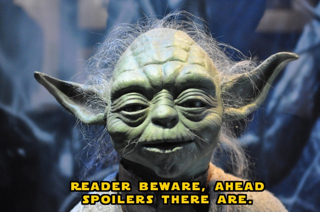 yoda warning about spoilers